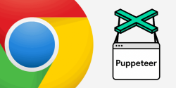 puppeteer+chrome